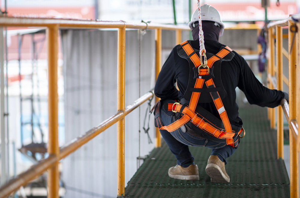 CPO Approved – Working at Heights in Construction Training